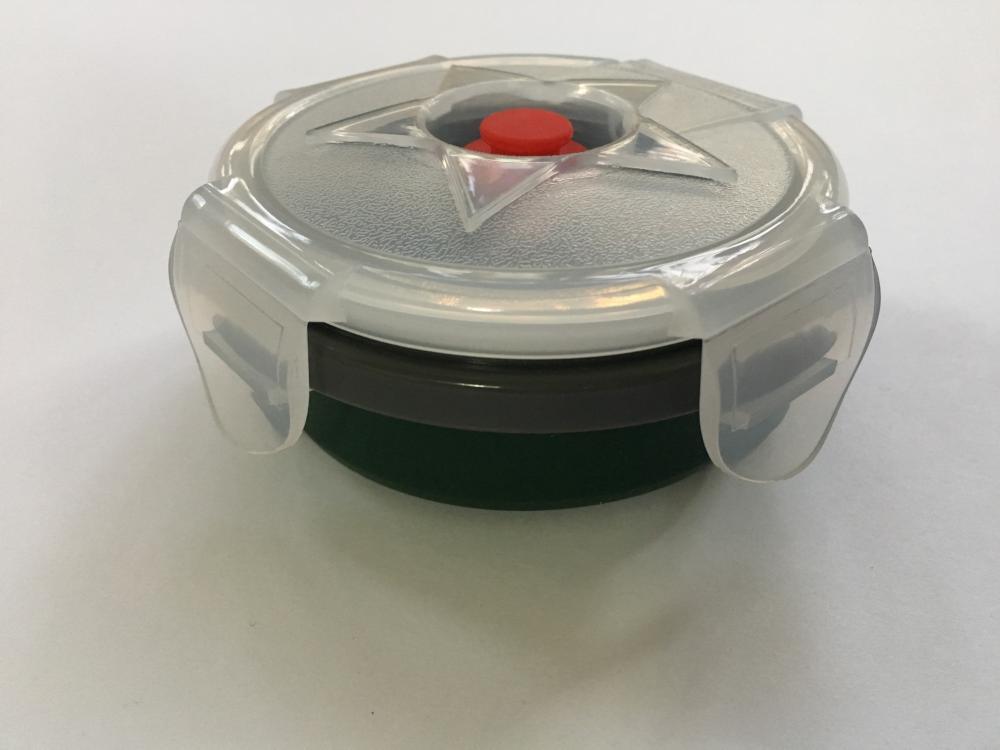 Silicone Collapsible Container