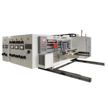 Flexo Ink Double Color Printer and Slotter Machine for Sale Plastic Packaging 1700*600mm 450*170mm 150*50mm 1600mm 70mm