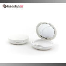 Leere Kunststoff Kosmetik Verpackung kompakte Pulver Fall