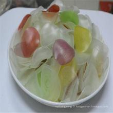 Chips de crevettes au Vietnam, craquelins de crevettes, 10% de crevettes