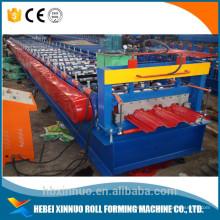 rouleau de plate-forme de plancher de xn 720 formant la machine / machine de plate-forme de plancher en acier / machine de laminage à froid de plate-forme de plancher