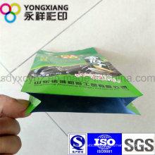 4-Side Sealing Packaging Snack Food Plastic Bag