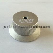 Aluminium-Druckguss / Druckguss-Kappe für Wäsche-Rack