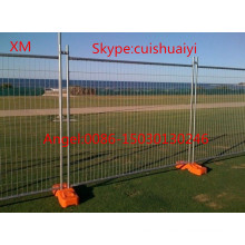 Hot Sale 1.2mx2.2m Removable Temporary Fence for Australia Market (AS 4687-2007 standard)