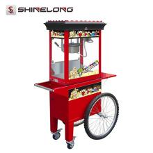 Industrielles Hitzeerhaltungs-Popcorn, das Maschine mit kompletten Teilen herstellt