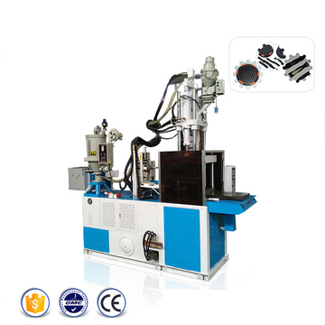 Injection Machine with Single Shuttle Table