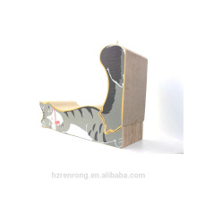Großhandel Fabrik Günstige Katze Scratcher Board Karton Cat Scratching Box ACS-6014