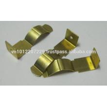 Piezas de metal estampado para electrónica