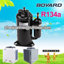R134a r410a compresseur rotatif à gaz pour pompe à chaleur