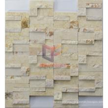 Irregular Shape Stone Mosaic Tile (CFS1029)