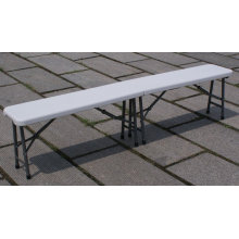 6ft Lightweight Outdoor Plastic Folding Bench, Home Furniture Chair, Leisure Chair, Garden Chair, Dining Chair, Camping Chair