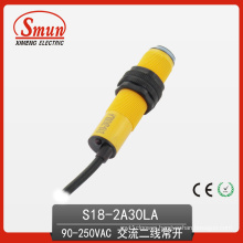 Infrared Photoelectric Switch Diffused Reflection Type Two-Wires AC 30cm Sensor