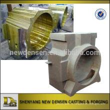 Fabrication d'acier structuré de haute qualité