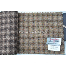 genuine harris tweed fabric from scotland sold in China