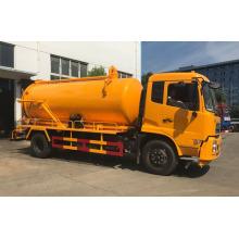 12cbm Dongfeng Sewage Tanker Truck