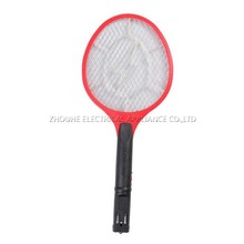 Mosquito fly swatter bate de mosquitos recargable sin luz
