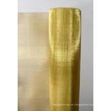 De alambre de cobre amarillo (50-150Mesh)