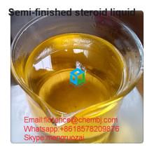 Trenbolone Enanthate 100/200 Trenaject 100 huile stéroïde injectable semi-finie (parabole 100 et 200mg / ml)