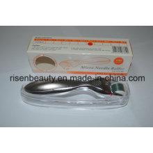 Professional Skin Care Titanium 600 Needles Micro Needle Derma Roller