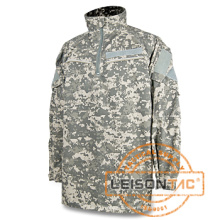 Superior Cotton Nylon Cotton Camouflage Fabric Military Jacket for security outdoor sports hunting camping game