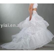 2013 bridal petticoat 3 layers P006