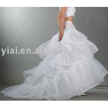 Bridal петтикот 2013 3 слоя P006