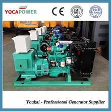50kw 4-Stroke Engine Cummins Electric Diesel Generator Power Generation