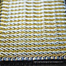 Decorative Wire Mesh Conveyor Belt