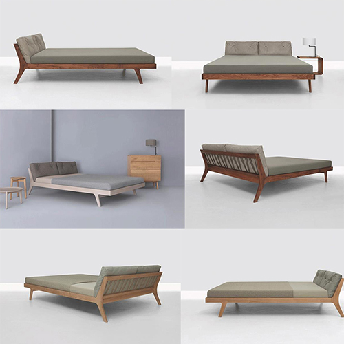 Mellow Double Daybed