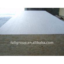 Warm White Melamine Double Sided Block Board with Falcata Core