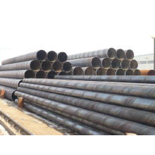 Matériau Buliding Steel Pipe