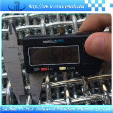 Alkali-Resisting Stainless Steel Crimped Wire Mesh