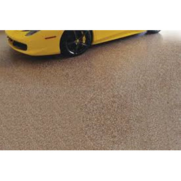 Bukan Slip Garage Floor Coating