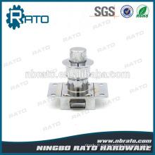 Fichier d'alliage de zinc Metal Remote Pressed Push Cabinet Lock