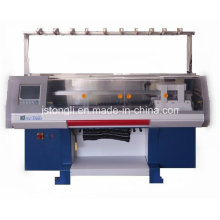 Latest Flat Bed Knitting Machine Use for Collar Tlc-336g4