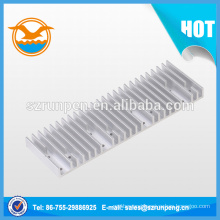 extruding Out side extrusion part aluminum 6061 use for heatsink