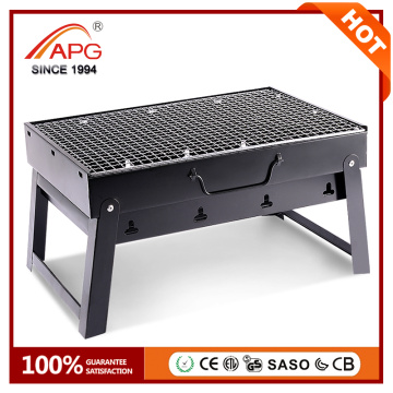 APG 2017 NEW Smokeless Charcoal BBQ Grill