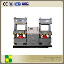 Fabricant de machine de vulcanisation du caoutchouc pour produire des produits en caoutchouc