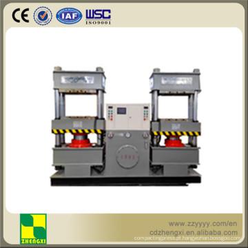 Fabricante de Máquina Vulcanizadora de Borracha para Produzir Produtos de Borracha