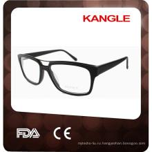Сочетание ацетата оптических оправ очки