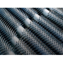 High frequency finned tubes