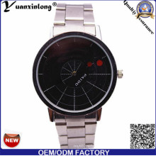 Yxl-726 Fashion Reloj Hombre Japan Movt Watches Men Full Steel Strap Design Dial Relogio Masculino Male Busienss Paidu Men Watch