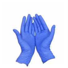 Латексные медицинские перчатки без пудры