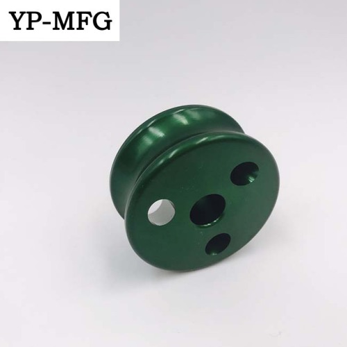 OEM Kustom CNC Turning Drilling Anodized Aluminium Parts