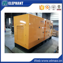 Groupe électrogène diesel de marque New Model 4 Cylindre 88kw 110kVA