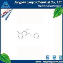 7- (benzyloxy) -4-chloro-6-méthoxyquinoléine N ° CAS: 286371-49-1