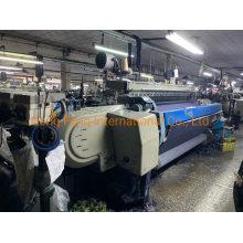 Taitan Tt828 Chinese Made 190cm Rapier Loom Year 2010-2012 High Speed Textile Machinery with Staubli 2650 Dobby Running on Denim
