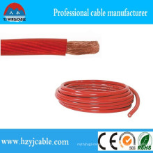 50mm2 for Welding or Power Machine Strands Conductor Rubber/PVC Insulation