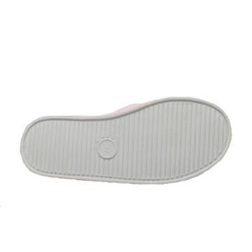 Womens open toe winter warm indoor flat Slippers