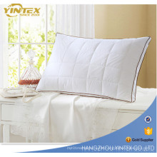 Luxury Bedding Linen Cotton Cover New Style Factory Cheap Pillow with Box Stiching for Sleeping